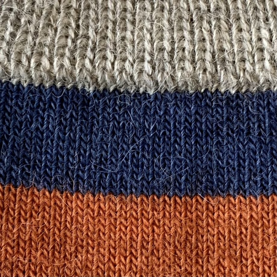 alpaca socks tricolore