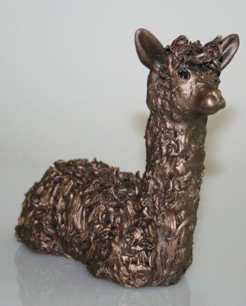 alpaca ornament