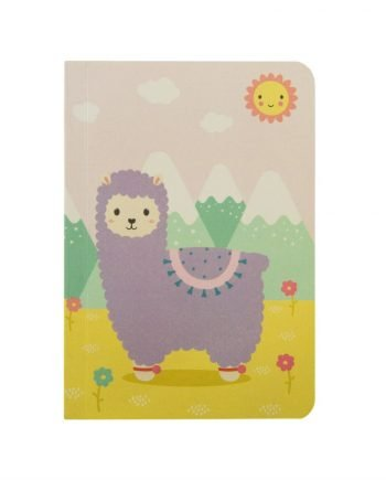 alpaca notebook