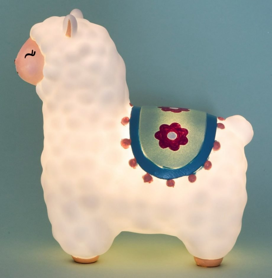 alpaca lamp